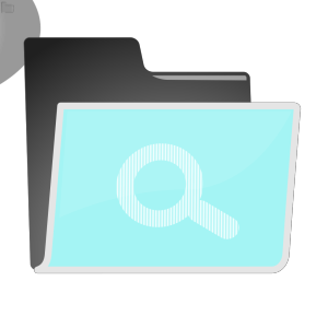 System Search icon png