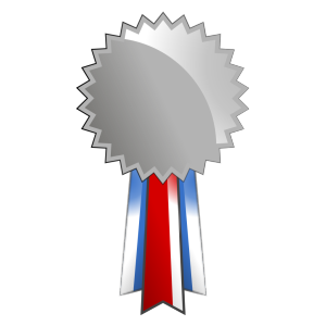 Silver Medal icon png