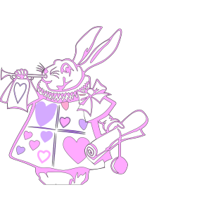 The White Rabbit icon png