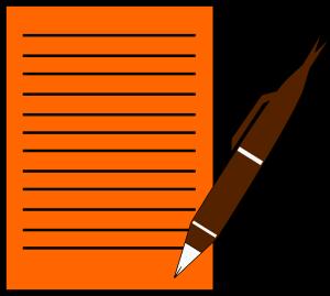 Wryterz Pen icon png