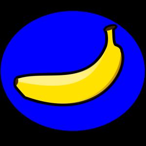 Banana Blue icon png
