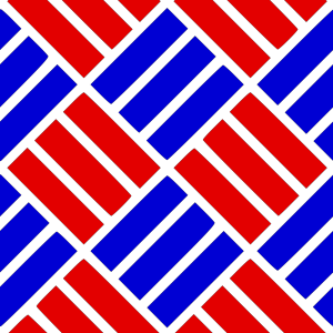 Random Blue And Red icon png