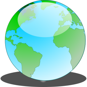 Earth Globe PNG, SVG Clip art for Web - Download Clip Art