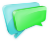 Chat Bubbles icon png