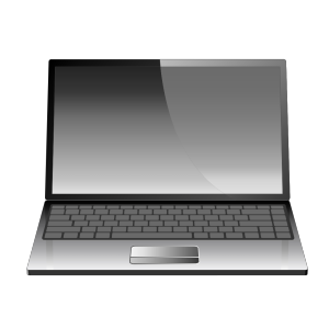 Computer Laptop Or Notebook icon png