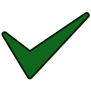 Blue Tick icon png