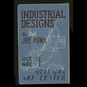 Industrial Designs By Joe Funk, Ottumwa Art Center  / Designed & Made By Iowa Art Program, W.p.a. icon png