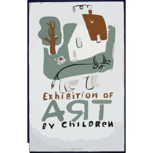 Exhibition Of Art By Children  / Osborn. icon png