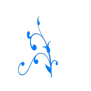 Blue Swirl icon png