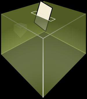 Ballot icon png