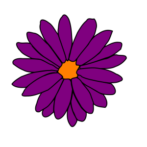 Red Flower icon png
