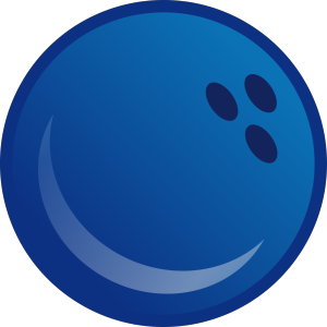 Blue Ball icon png