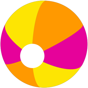 Beach Ball icon png