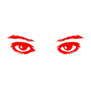 Angry Eyes PNG, SVG Clip art for Web - Download Clip Art ...
