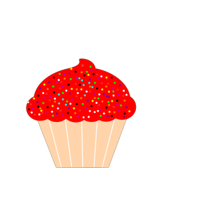 Cupcake icon png