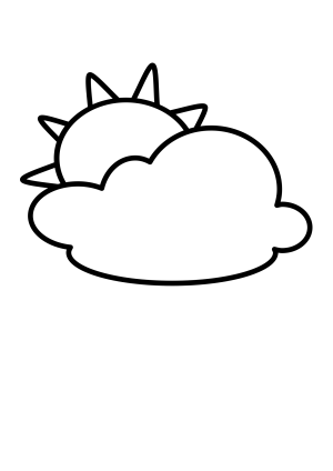 Sky icon png
