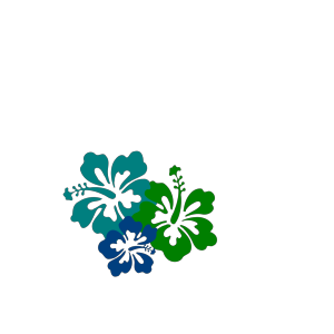 Hibiscus Line icon png