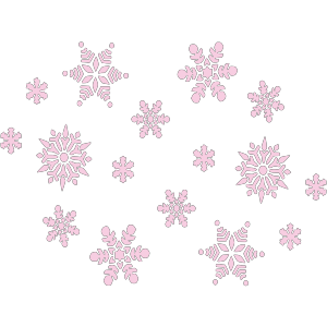 A Snowy Scene icon png
