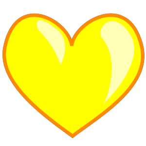 Blue Heart icon png