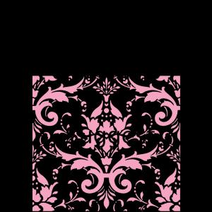 Pink Damask icon png