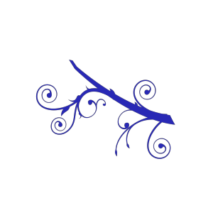 Blue Branch icon png
