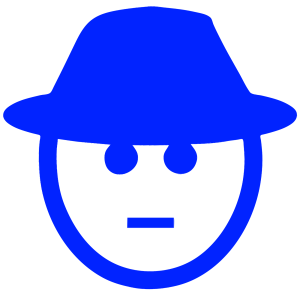 Blue Hat icon png