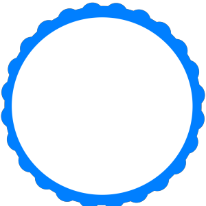 Blue Scallop icon png