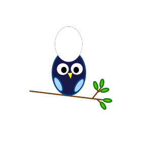 Blue Owl Branch icon png