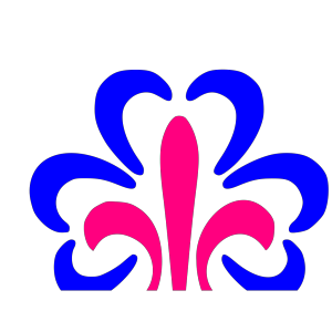 Pink Fleur icon png
