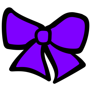 Hair Bow icon png