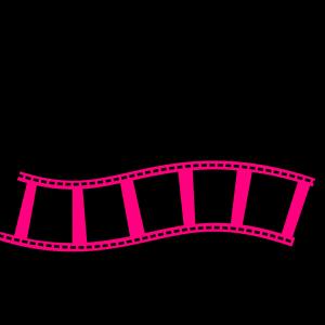 Film Strip Bleu icon png