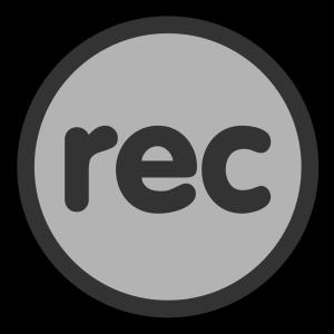 Black Vinyl Record icon png