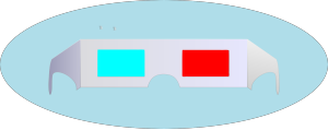 Nerdy Glasses icon png