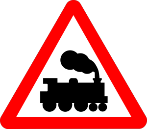 Blue Loco Train icon png