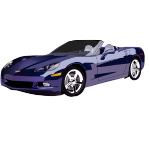 Convertible Sport Car icon png