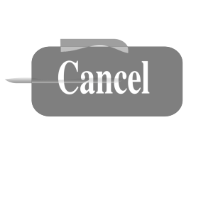 Cancel Button icon png