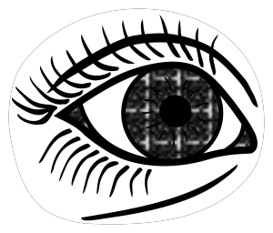 Bleeding Eye icon png