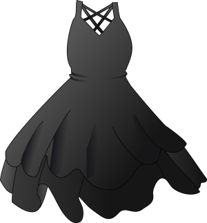 Blue Dress icon png