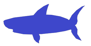 Shark icon png