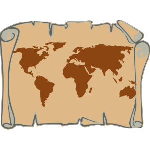 Map Of Iceland icon png