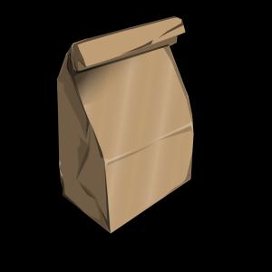 Paperbag icon png