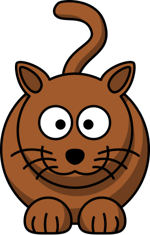 Brown Cat icon png