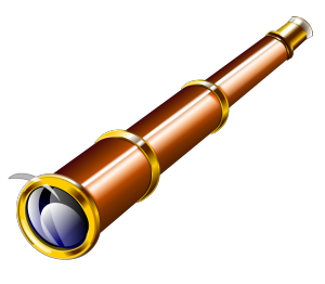 Telescope icon png