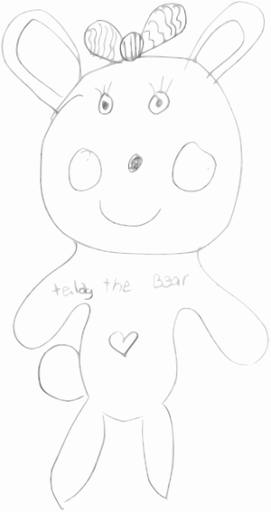 Teddy Bear Face icon png