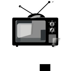 Old Tv icon png