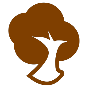 Brown Tree Icon icon png