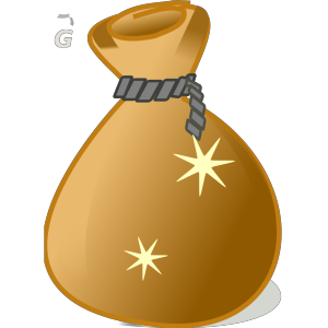 Money Bag2 icon png