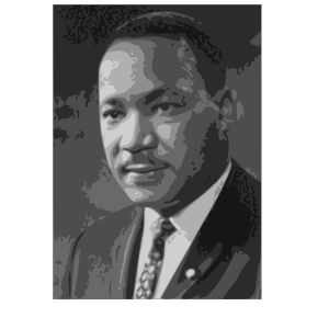 Martin Luther King Jr. design