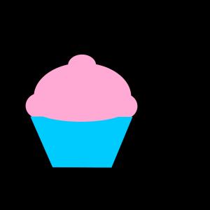 Cupcake Pink icon png