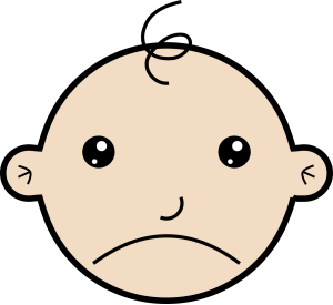 Sad Baby 2 icon png